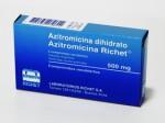 Azitromicina Richet® 500mg Comprimidos